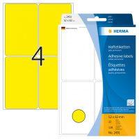 Herma 2491 kézzel írható öntapadó jelölő címke