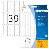 Herma 2530 kézzel írható öntapadó jelölő címke