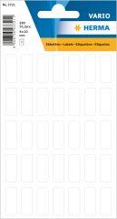 Herma 3721 kézzel írható öntapadó jelölő címke