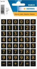 Herma 4131 öntapadó számmatrica