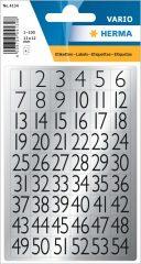 Herma 4134 öntapadó számmatrica