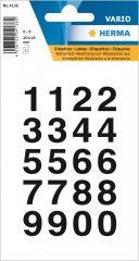 Herma 4136 öntapadó számmatrica