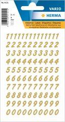 Herma 4151 öntapadó számmatrica
