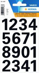 Herma 4168 öntapadó számmatrica