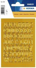 Herma 4183 öntapadó betűmatrica