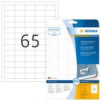 Herma 4212 öntapadós etikett címke