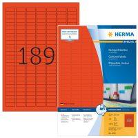 Herma 4238 öntapadós etikett címke