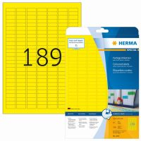 Herma 4243 öntapadós etikett címke