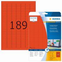 Herma 4244 öntapadós etikett címke