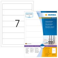 Herma 4283 iratrendező címke