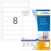 Herma 4290 iratrendező címke