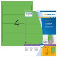 Herma 4299 iratrendező címke