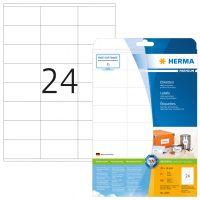 Herma 4360 nyomtatható öntapadós etikett címke
