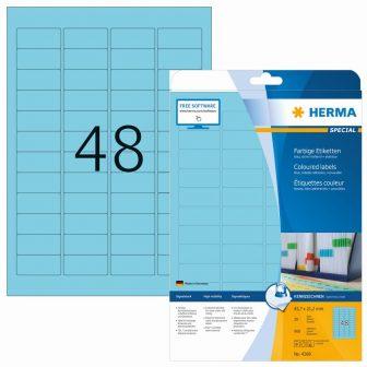 Herma 4368 öntapadós etikett címke