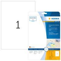 Herma 4375 öntapadós etikett címke