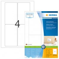 Herma 4472 nyomtatható öntapadós etikett címke