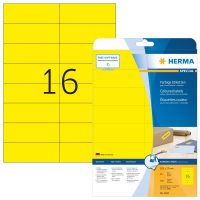 Herma 4551 öntapadós etikett címke