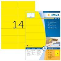 Herma 4555 öntapadós etikett címke