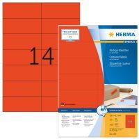 Herma 4557 öntapadós etikett címke