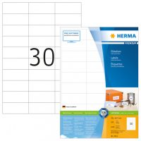 Herma 4612 nyomtatható öntapadós etikett címke