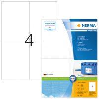 Herma 4676 nyomtatható öntapadós etikett címke