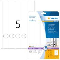 Herma 4830 iratrendező címke