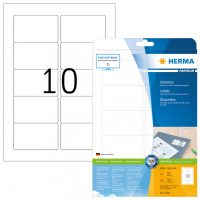 Herma 5028 nyomtatható öntapadós etikett címke