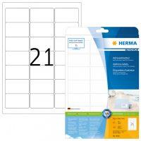 Herma 5029 nyomtatható öntapadós etikett címke