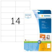 Herma 5057 nyomtatható öntapadós etikett címke