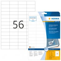 Herma 5080 öntapadós etikett címke