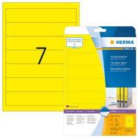 Herma 5091 iratrendező címke