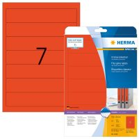 Herma 5092 iratrendező címke