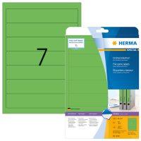 Herma 5094 iratrendező címke