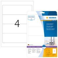 Herma 5095 iratrendező címke