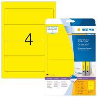 Herma 5096 iratrendező címke