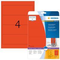 Herma 5097 iratrendező címke