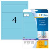 Herma 5098 iratrendező címke