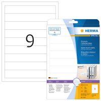 Herma 5122 iratrendező betétlap