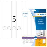 Herma 5130 iratrendező címke