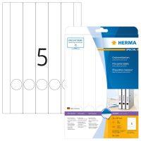 Herma 5158 iratrendező címke