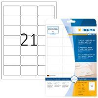 Herma 8017 öntapadó etikett címke