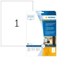 Herma 8020 öntapadó etikett címke