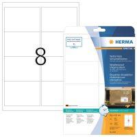 Herma 8331 öntapadós fehér időjárásálló címke