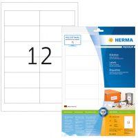 Herma 8628 nyomtatható öntapadós etikett címke