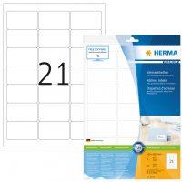 Herma 8632 nyomtatható öntapadós etikett címke