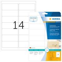 Herma 8671 öntapadós etikett címke