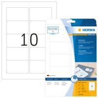 Herma 8840 öntapadós etikett címke