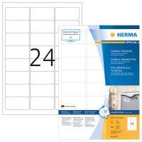 Herma 9537 öntapadós fehér ultra ellenálló címke