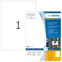 Herma 9543 öntapadós fehér ultra ellenálló címke