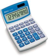 Ibico 210X asztali számológép (No. IB410079)